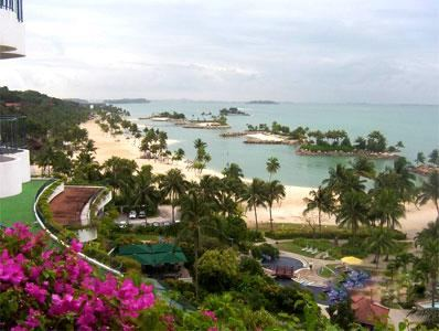 旅游指南 行业动态 新加坡圣淘沙岛sentosa 咫尺外的宁静(图文).